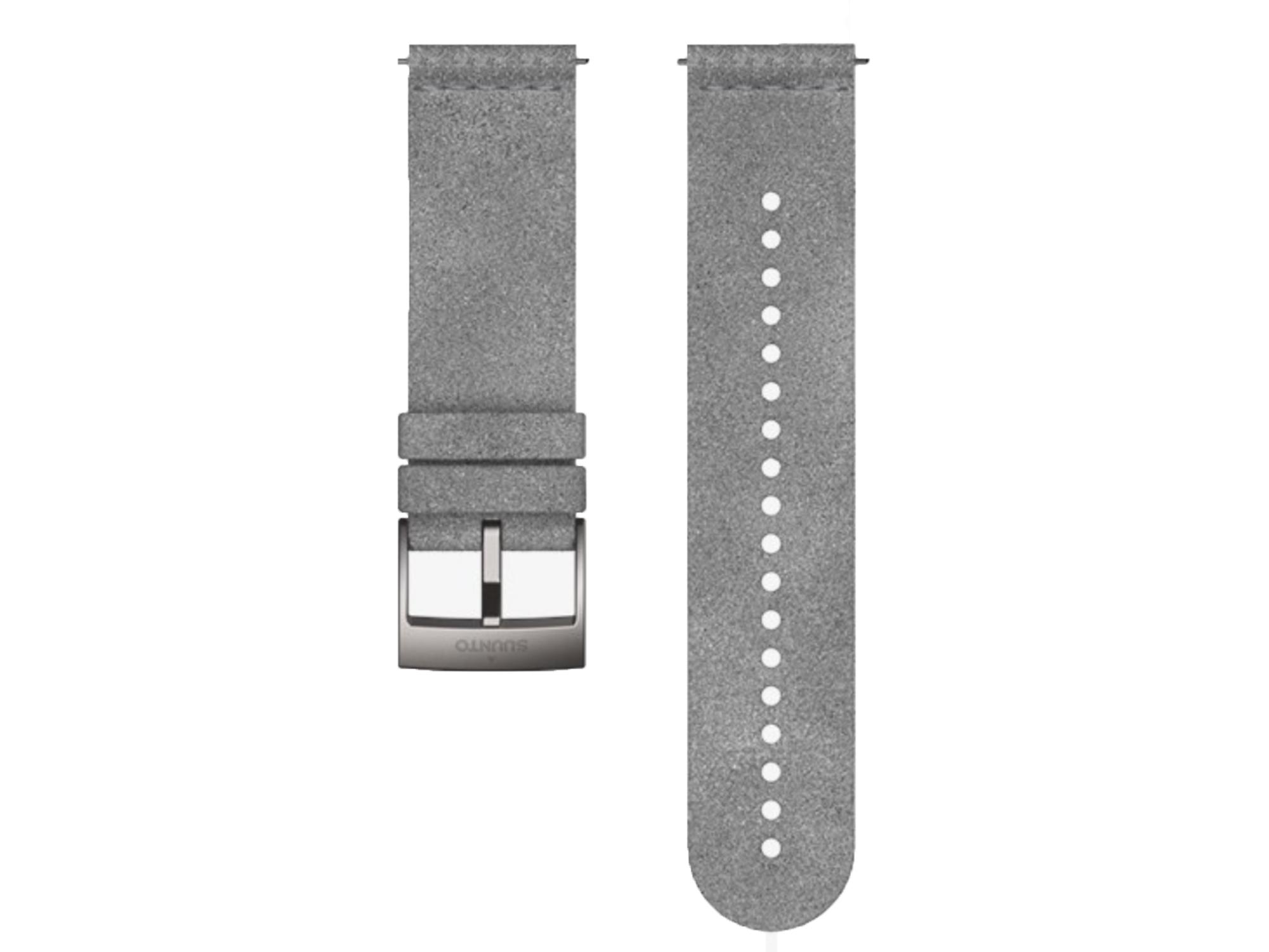 suunto microfiber strap