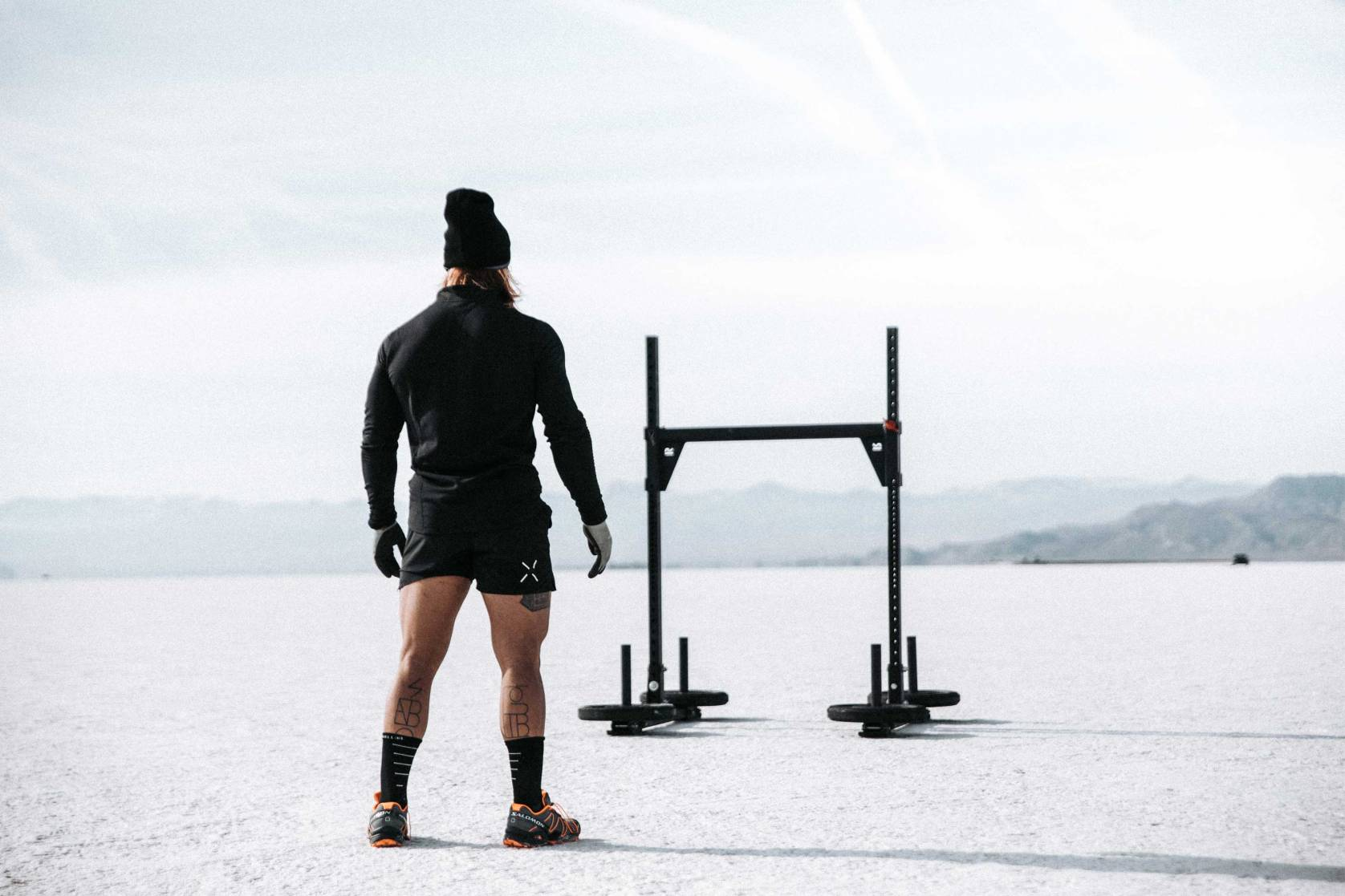 michael miraglia's one-man strongman marathon