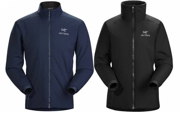 Arcteryx Atom LT insulated jackets mens womens on sale