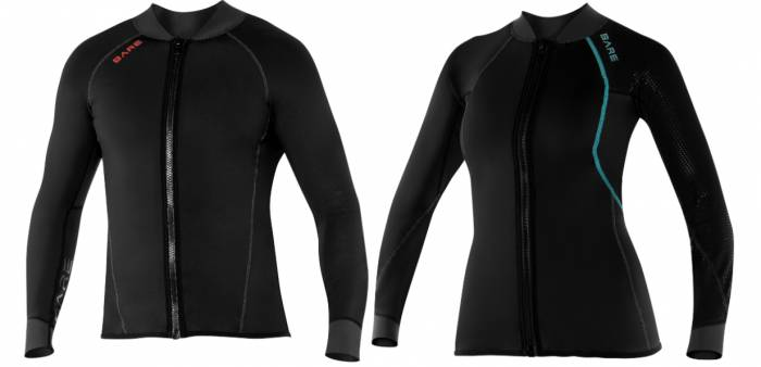 BARE ExoWear mens womens jacket product image