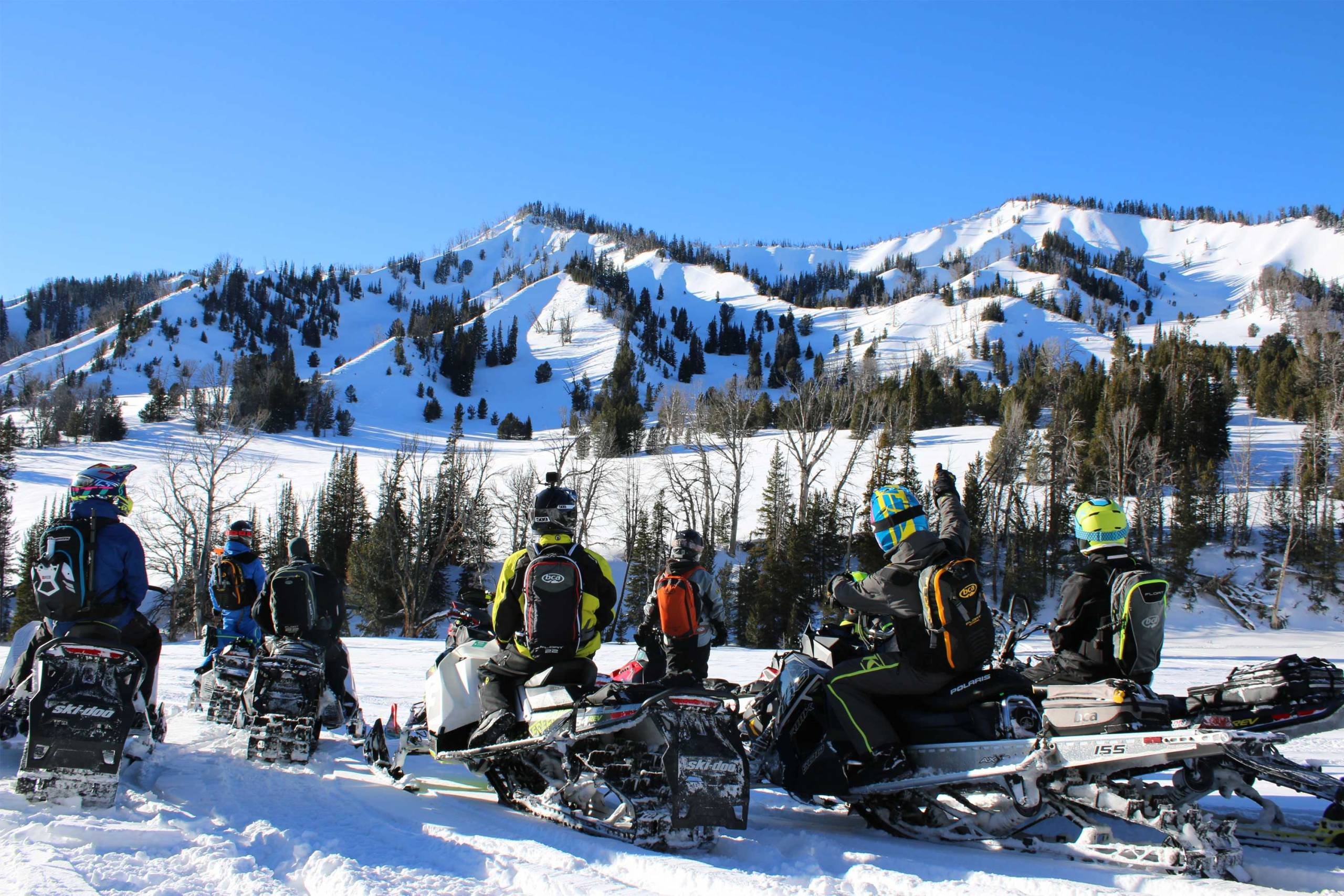 backcountry snowmobile safety