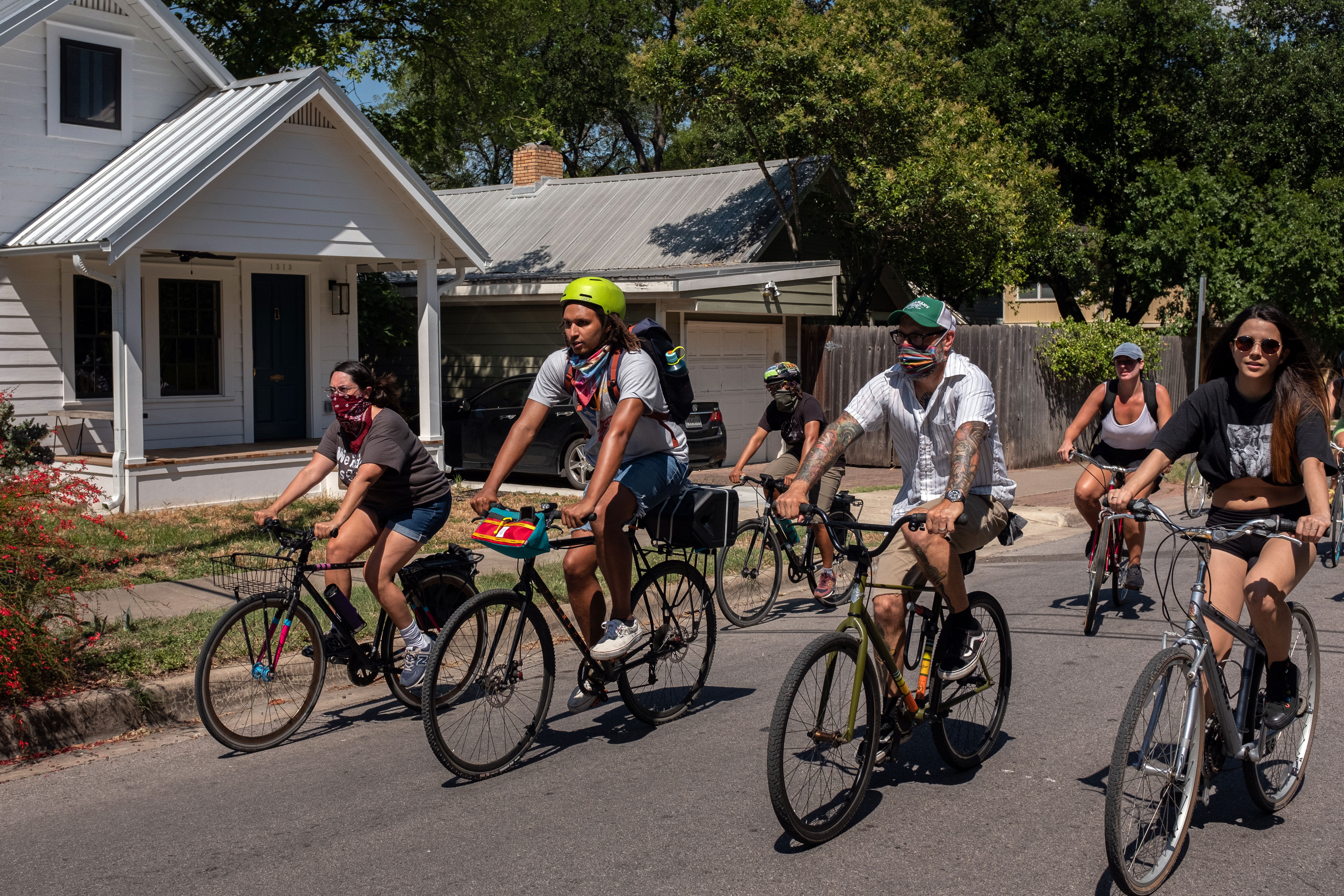 Black History Bike Ride July 2020