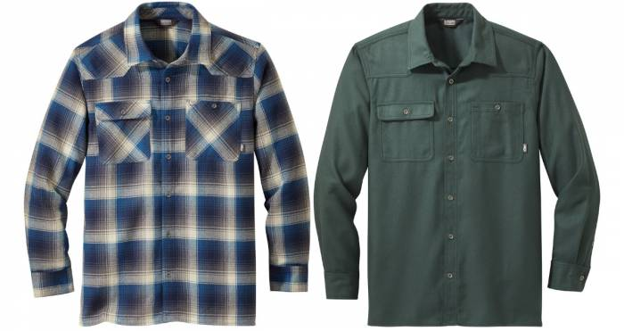 Outdoor Research Feedback Flannels on sale