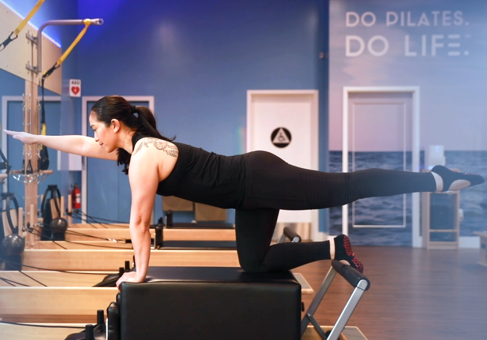 Pilates for Skiers: 5 Ways to Improve Your Strength on the Slopes