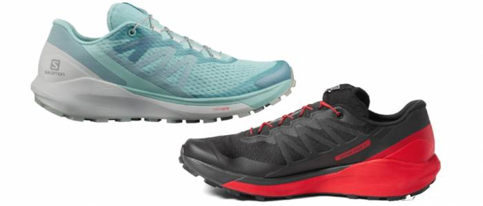 Salomon Sense Ride 4 trail running shoes