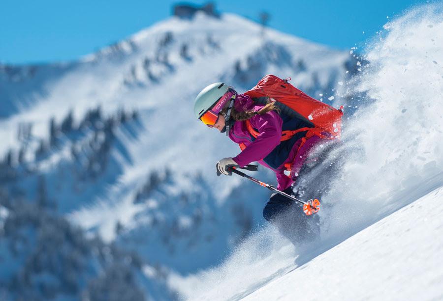 Snowsports in Marmot Gear