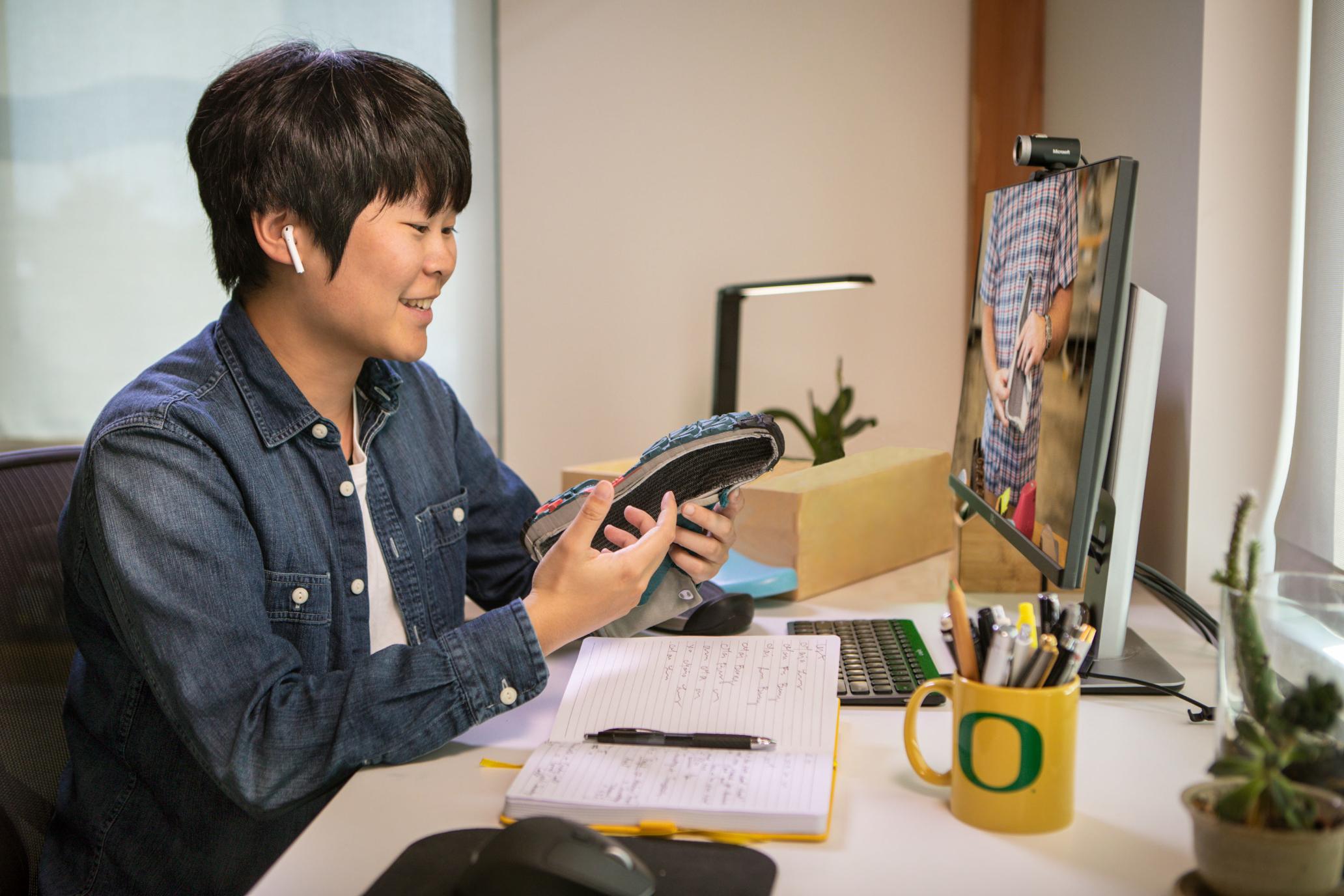 University of Oregon'sSports Product Management program