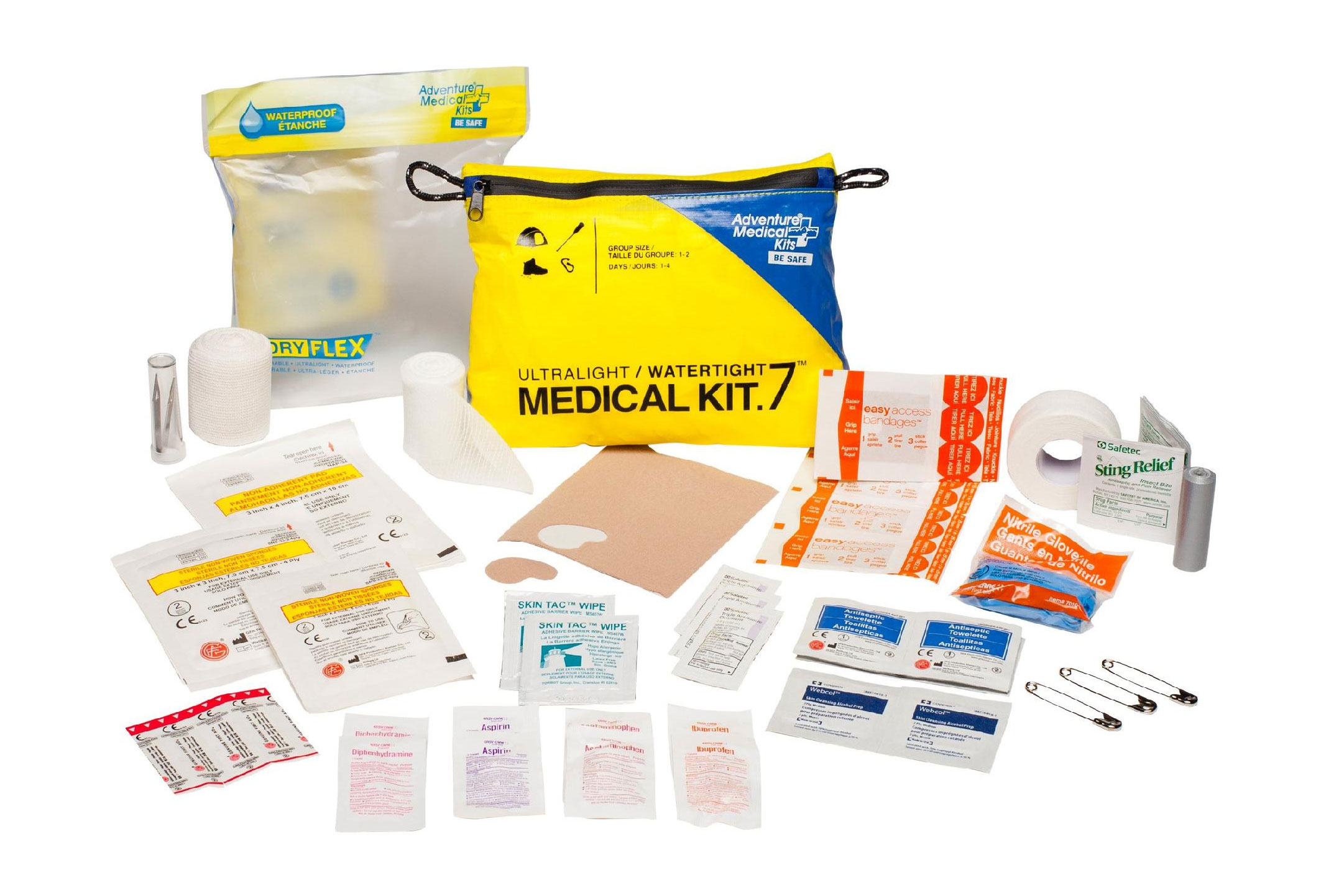 adventure medical kits ultralightwatertight .7