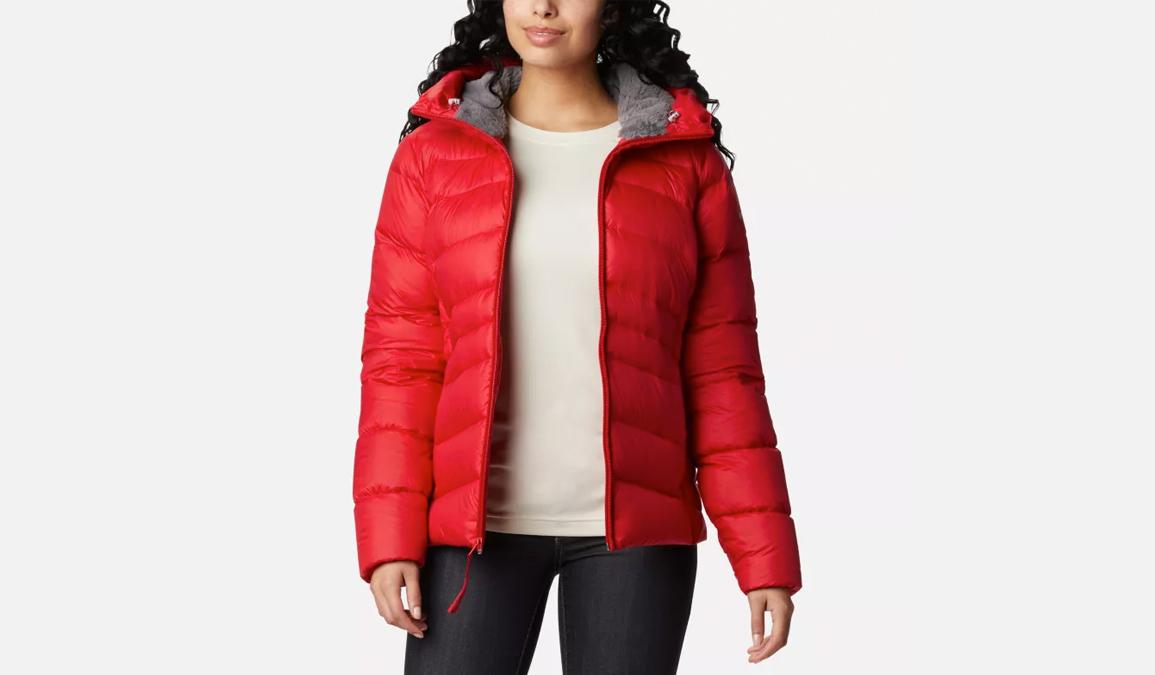 columbia autumn park jacket