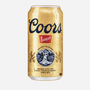 Slowtide x Coors Banquet Golden Towel