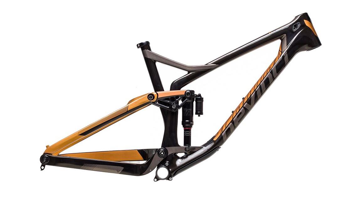 devinci bike frame
