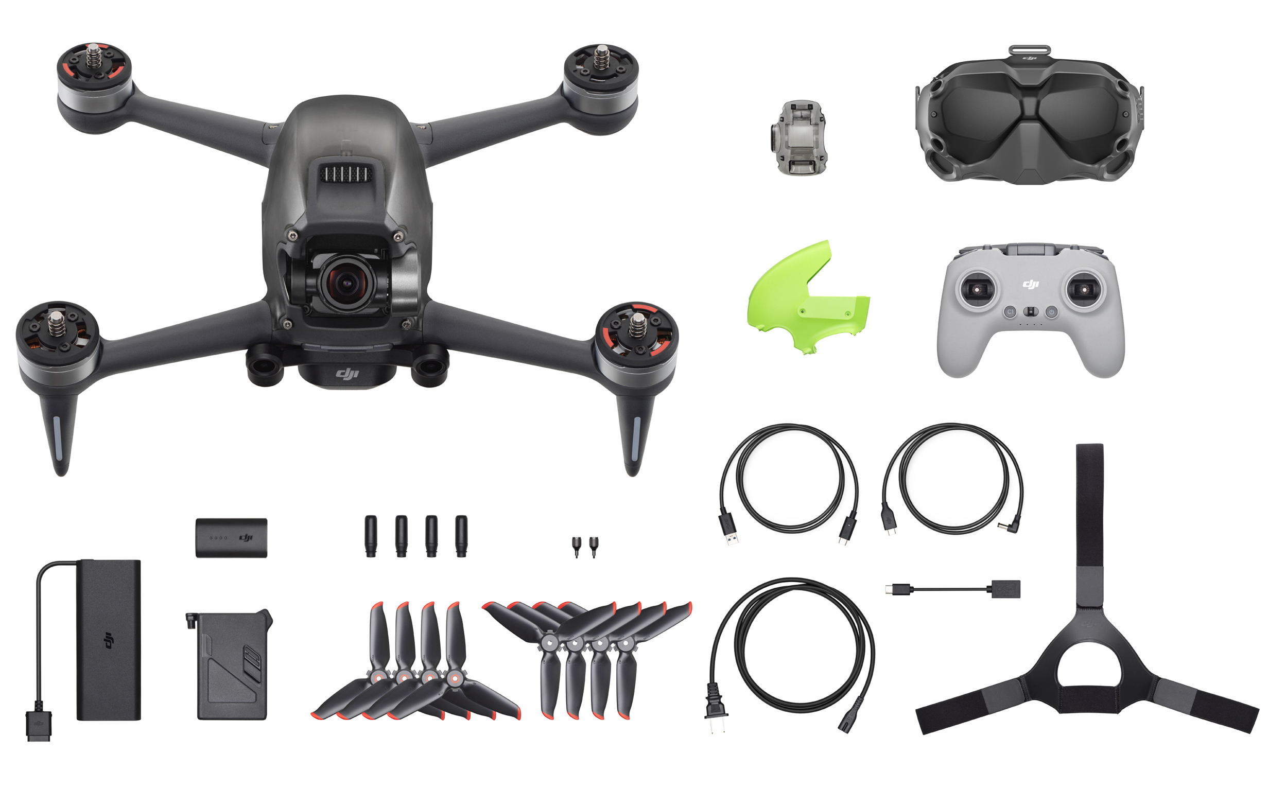 DJI FPV Drone and accessories