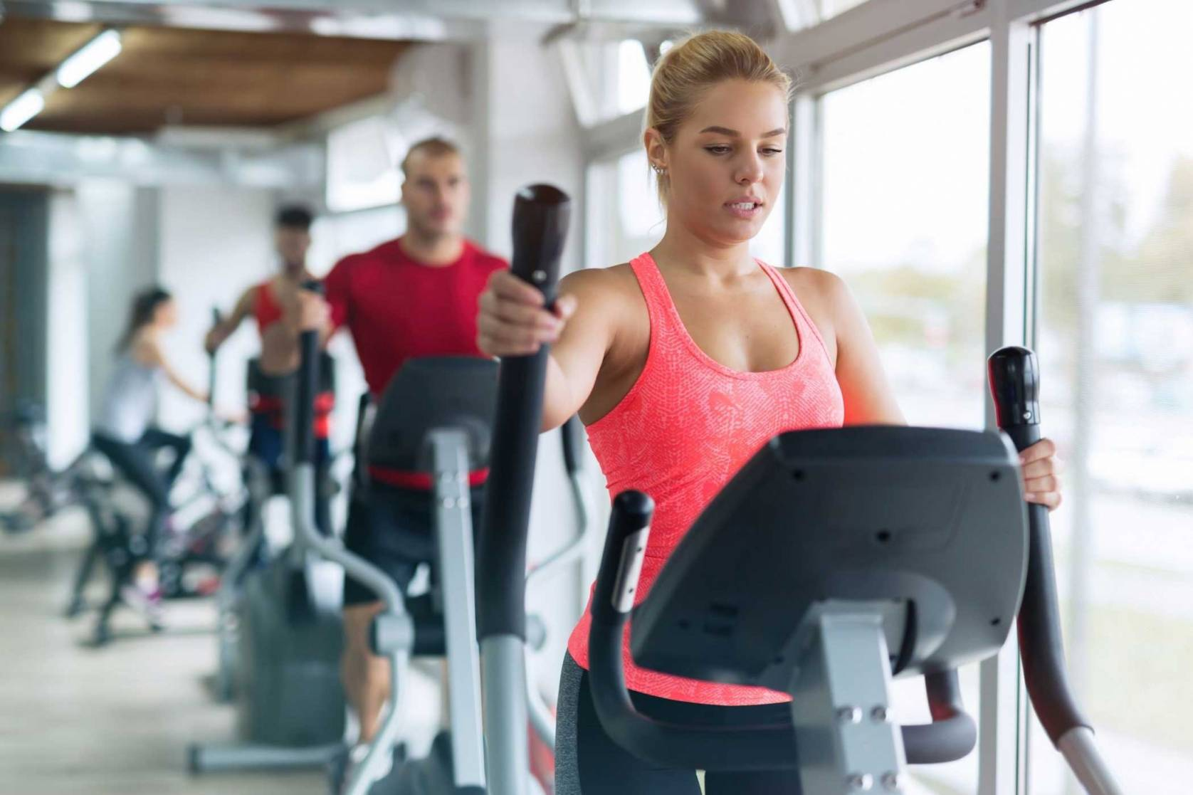 elliptical workout for runners