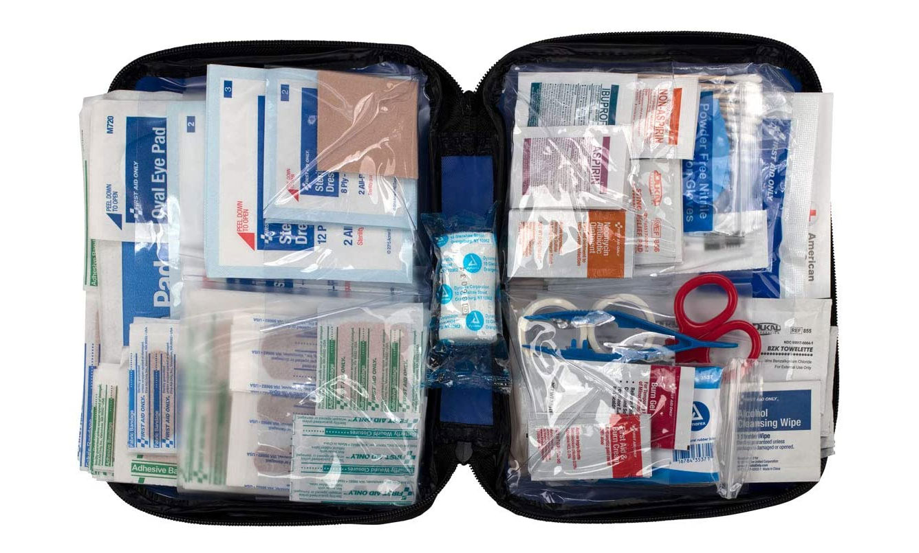 first aid only all purpose first aid kit