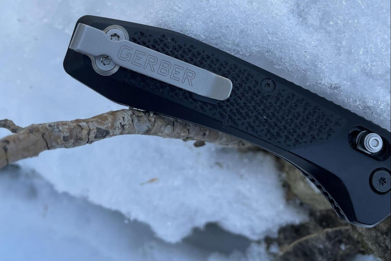 gerber sedulo knife
