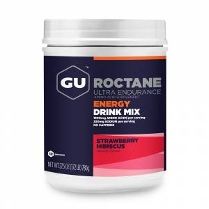 GU Strawberry Hibiscus Energy Drink Mix