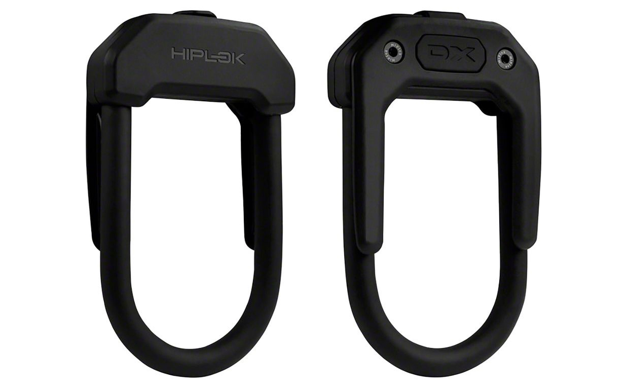 hiplok dx wearable u-lock