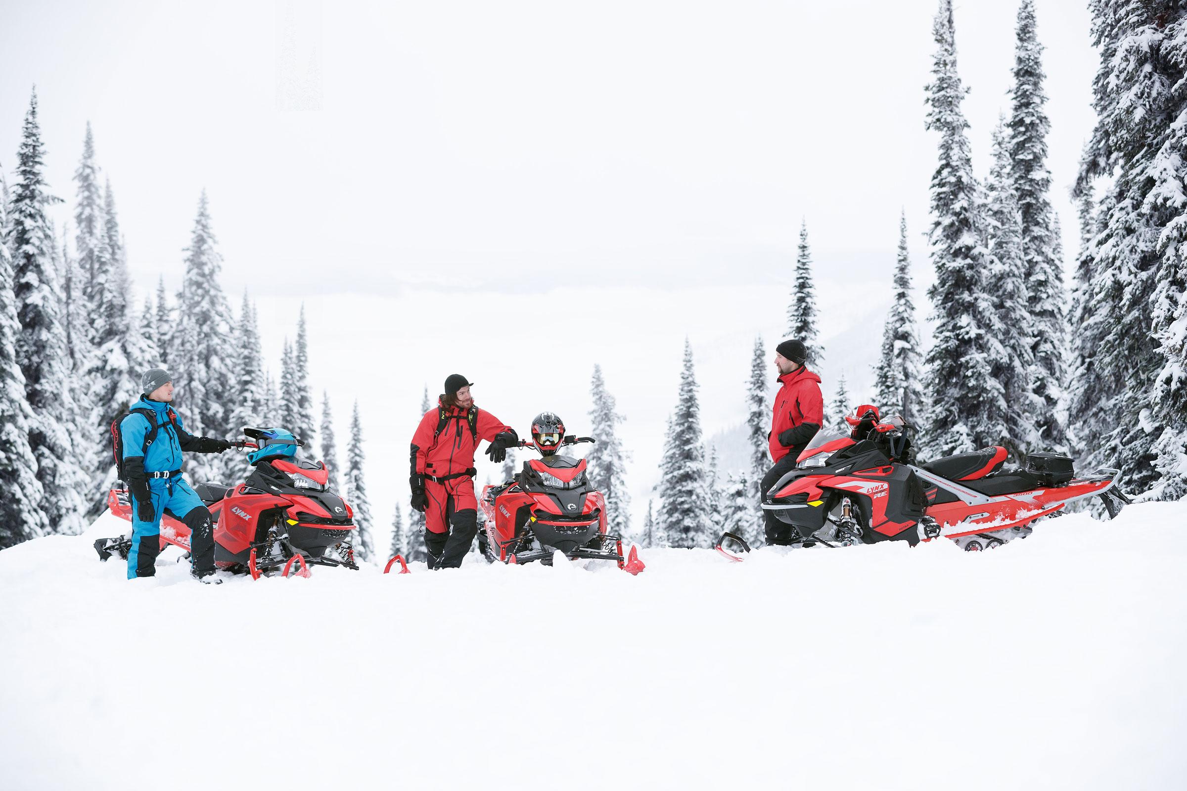 lynx snowmobiles