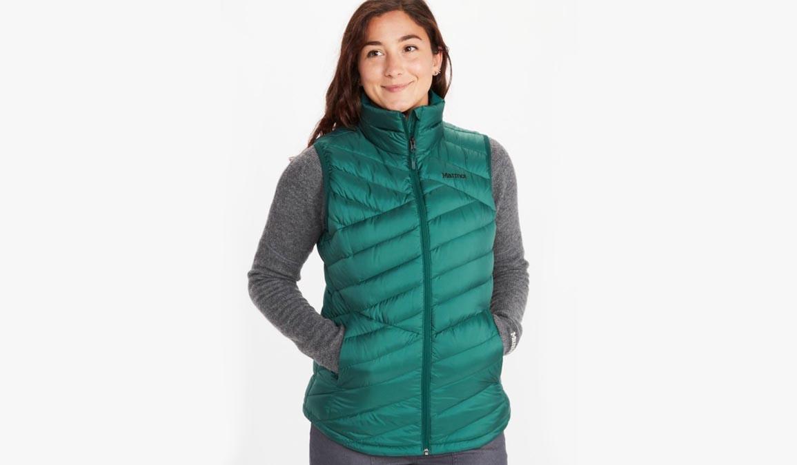 marmot highlander vest womens