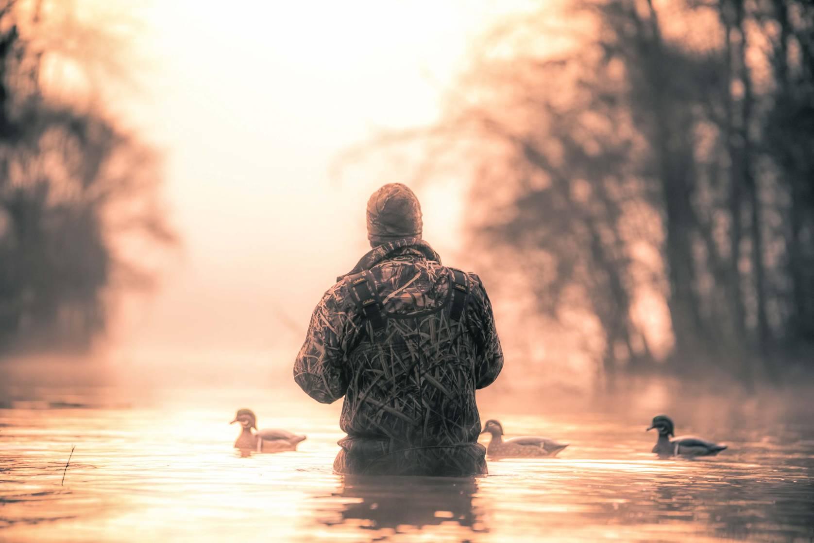 hunter decline, habitat loss