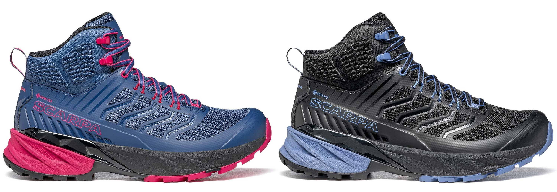 scarpa rush mid gtx