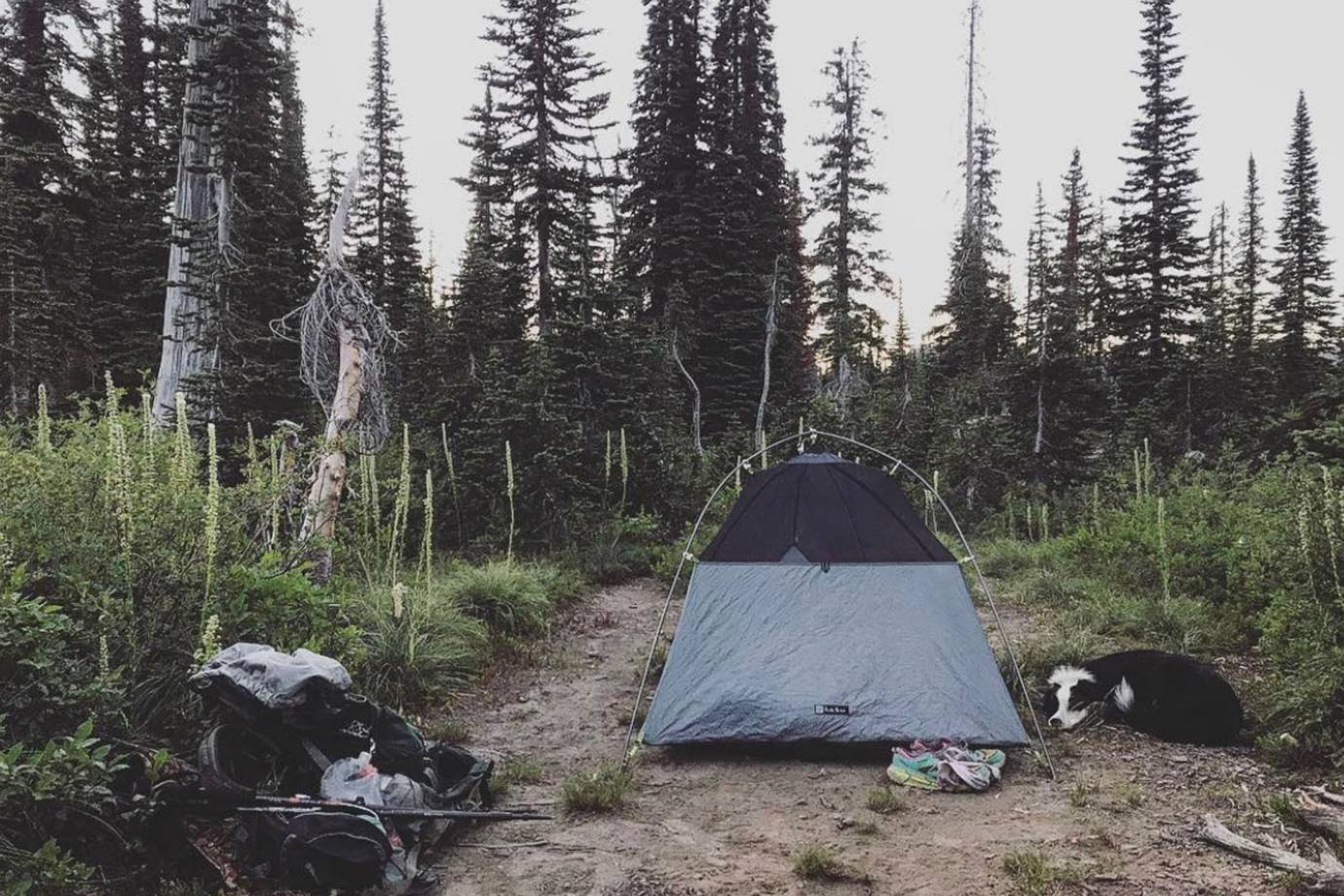 solo backpacking