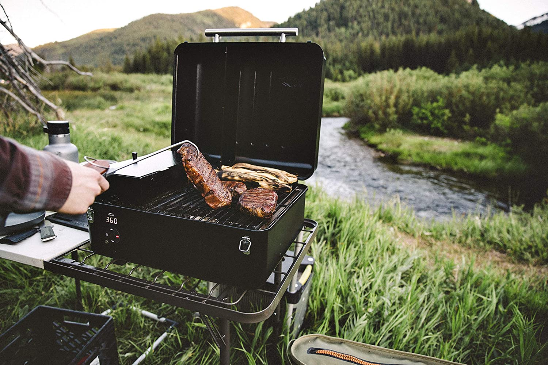 traeger ranger pellet grill
