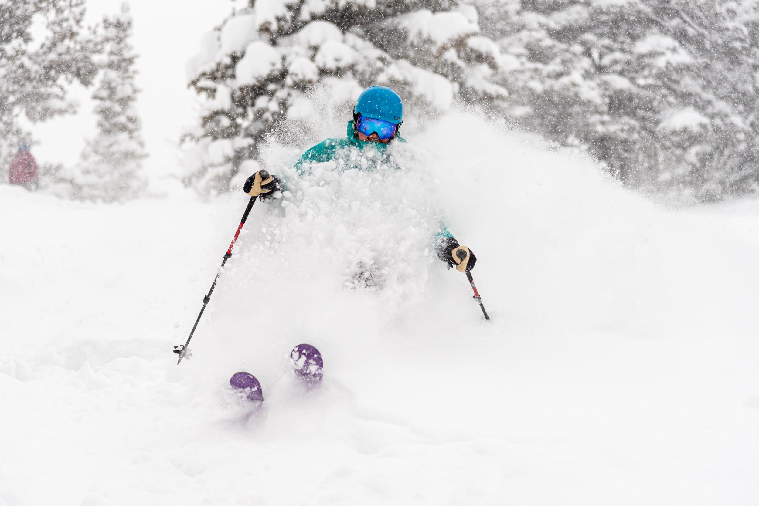 ikon-solitude-mountain powder skiing