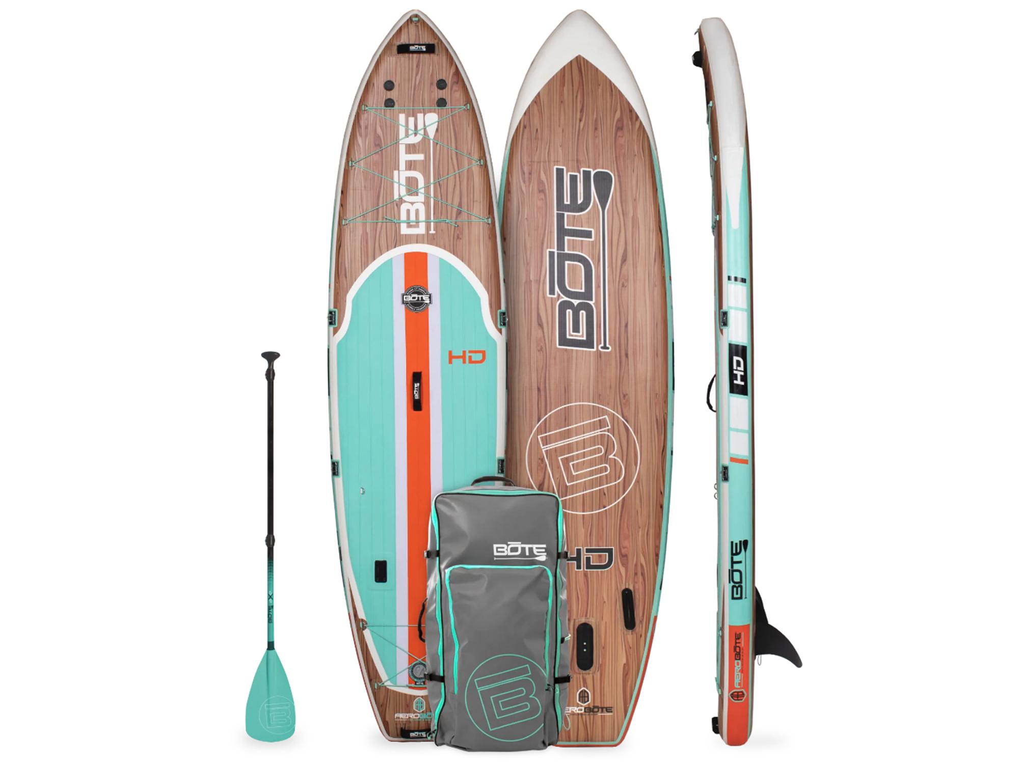 BOTE HD Aero paddleboard