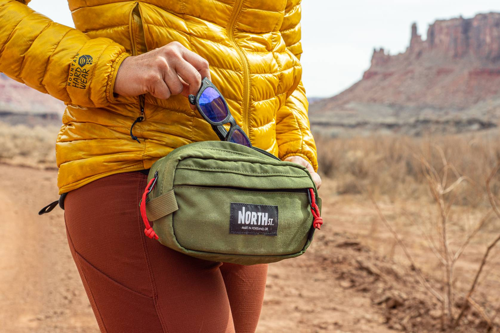 The American Made Topo Designs is one of the best Fanny Packs of 2021