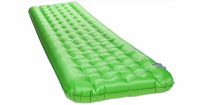 Big Agnes Q Core SLX insulated sleeping mat