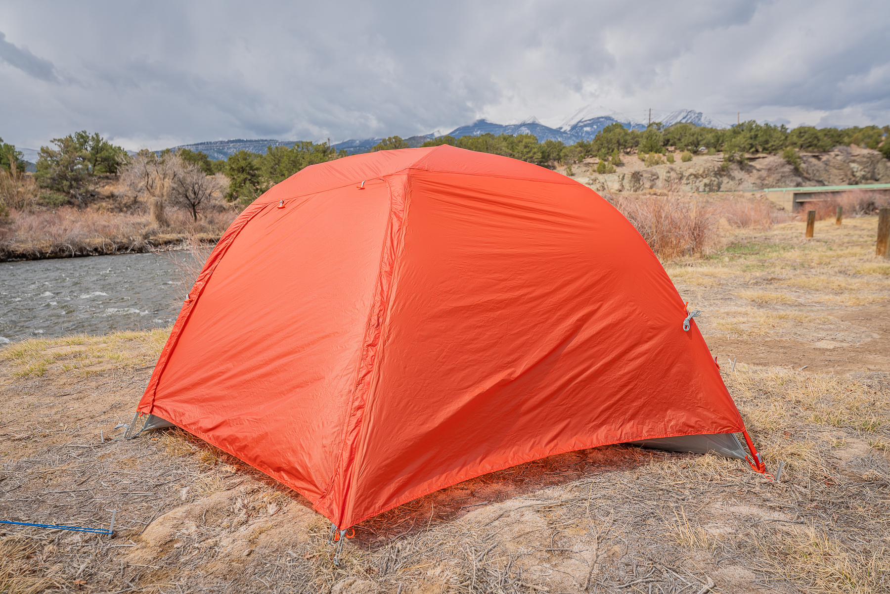 Copper Spur Backpacking Tent Review