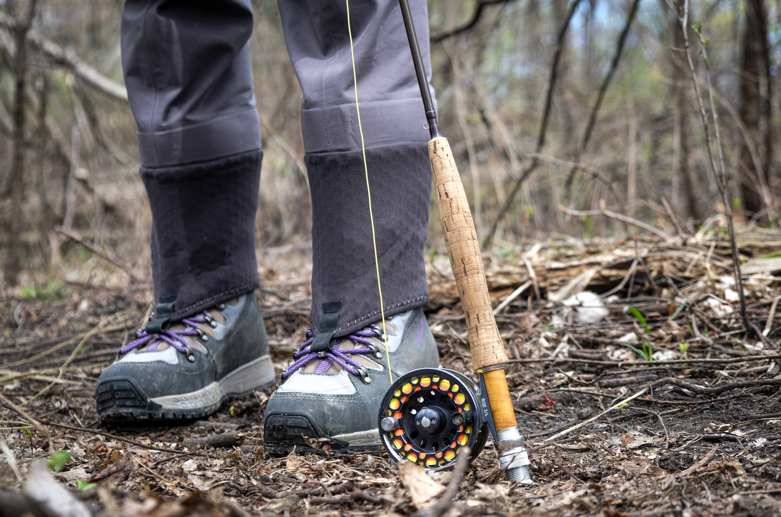 Simms Backcountry Fly Fishing Waders Lifestyle