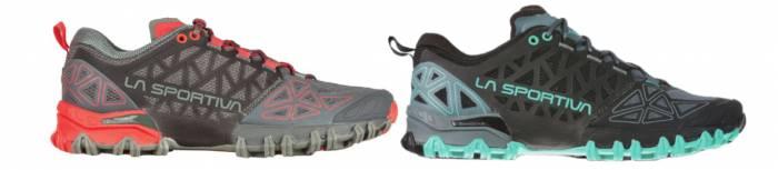 La Sportiva Bushido II trail running shoe W