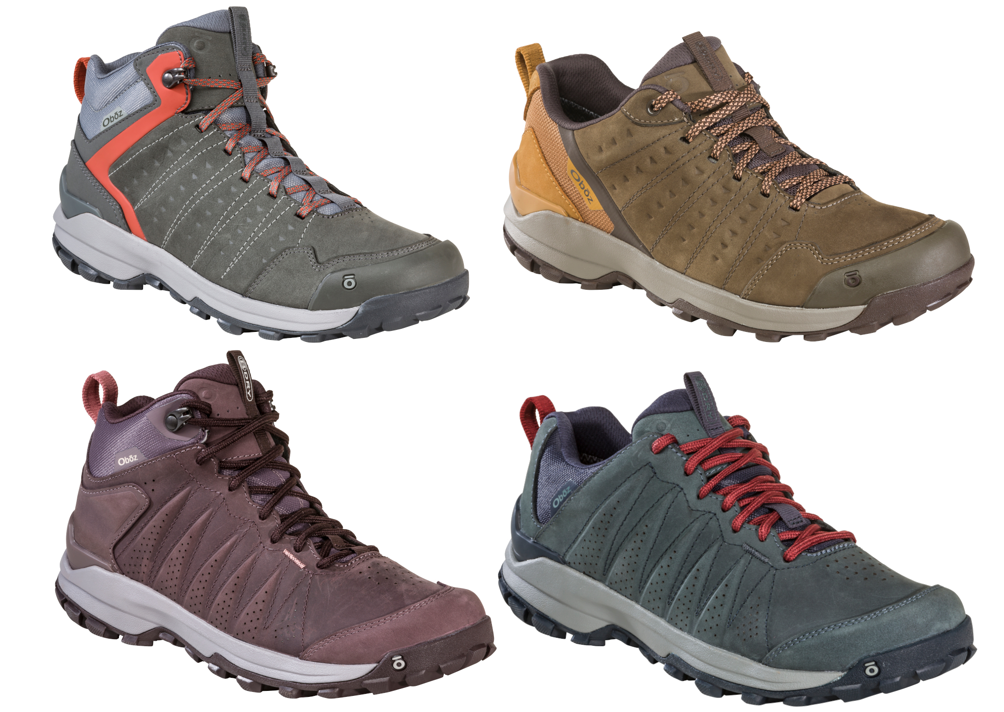 Oboz Sypes Collection Hiking Shoes Men Women Mid Los.jpg