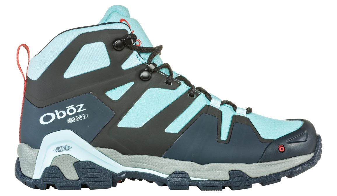 Oboz Arete hiking boots