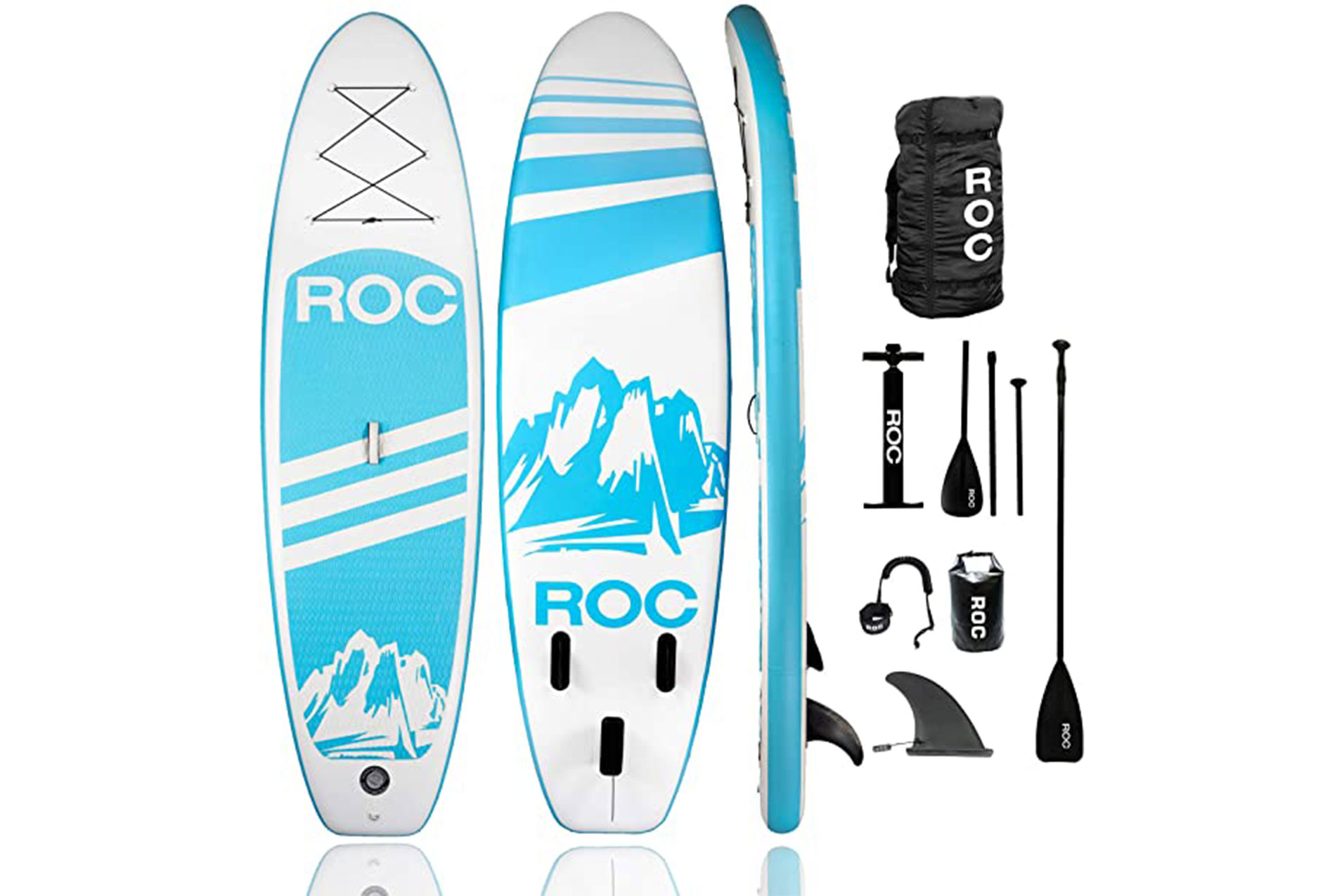 ROC Inflatable SUP