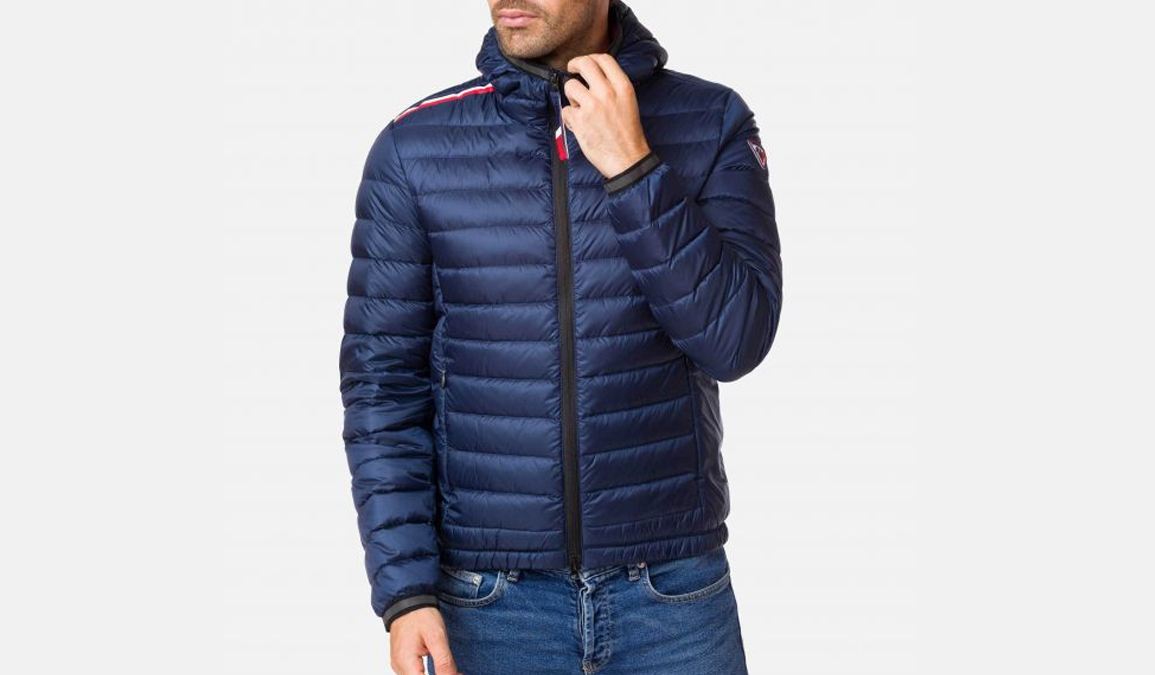 rossignol verglas hooded jacket product photo