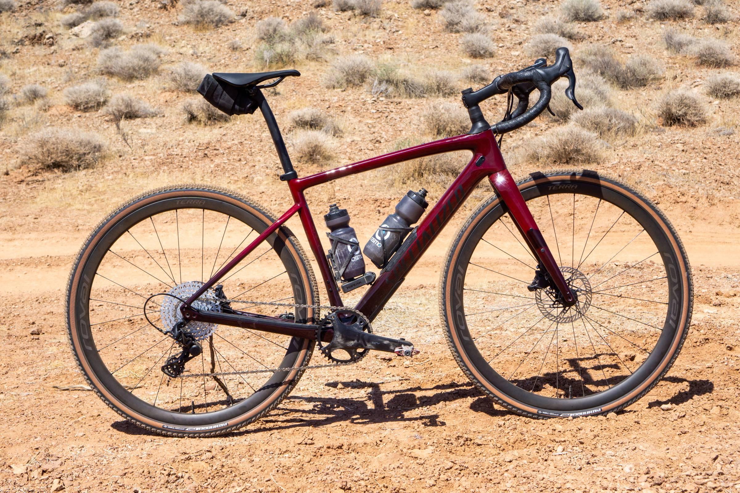 GearJunkie best gravel bike selection, Specialized Diverge Pro Carbon