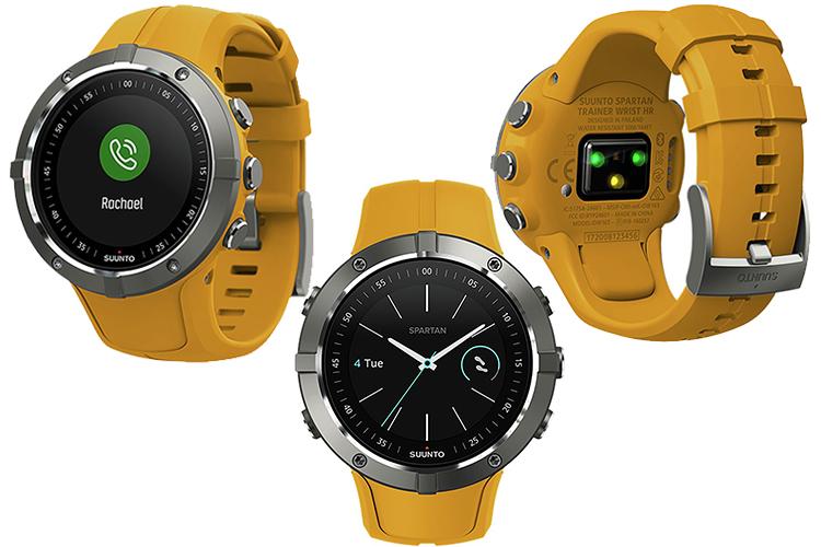 Suunto Spartan Trainer Wrist Heart Rate Watch