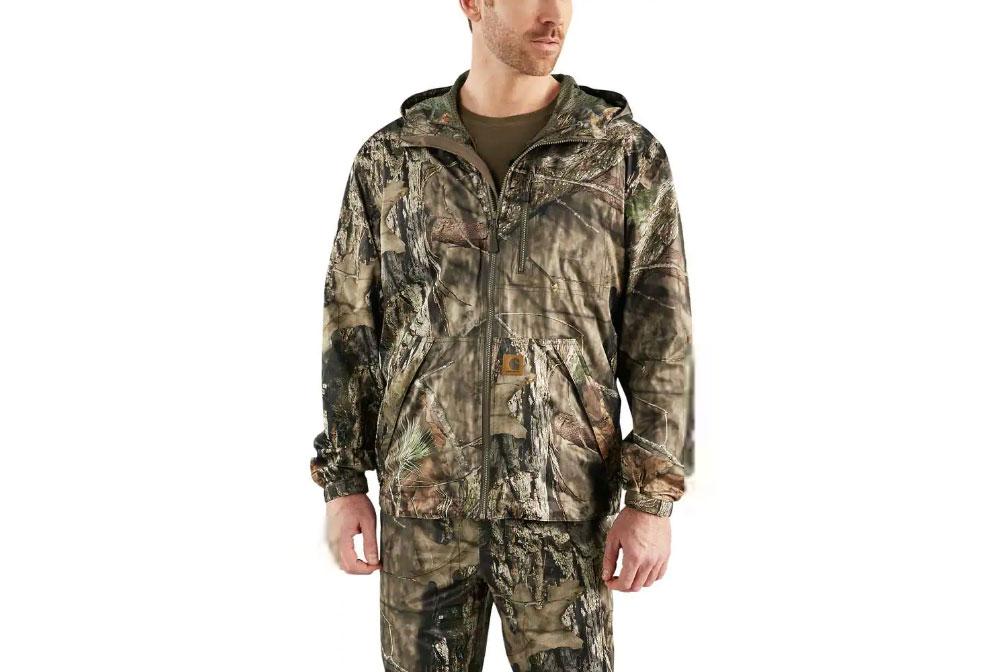 carharrt stormy woods camo jacket