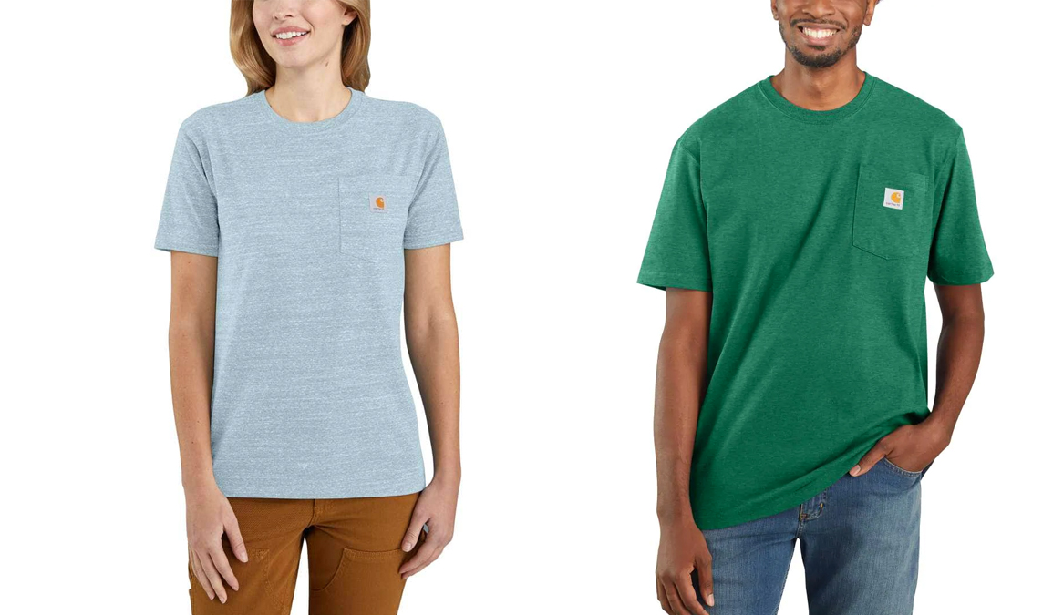 carhartt pocket t shirt