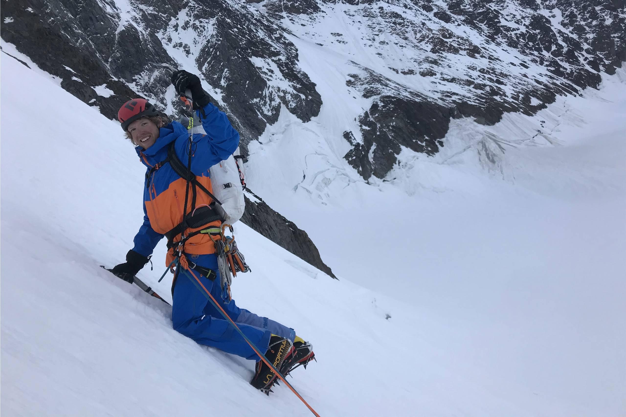climbing - alpenadat system