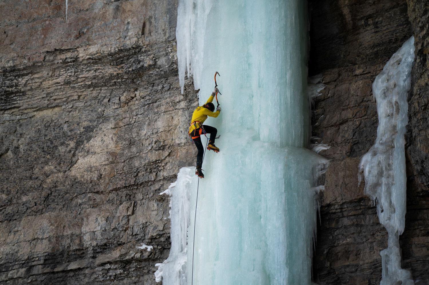 climbing - petzl alpenadapt system