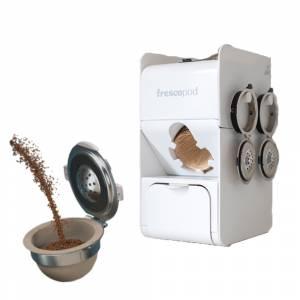 frescopod Sustainable Coffee Method