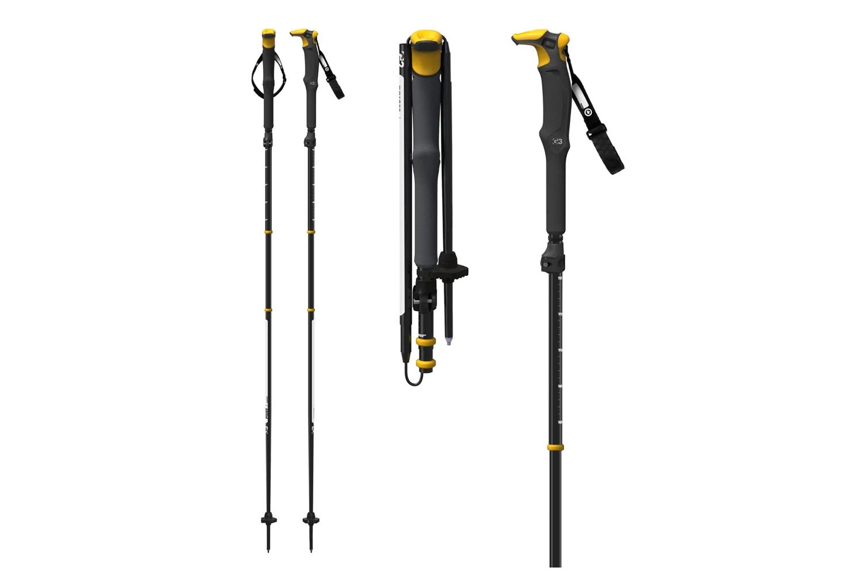 g3 gear pivot trek poles
