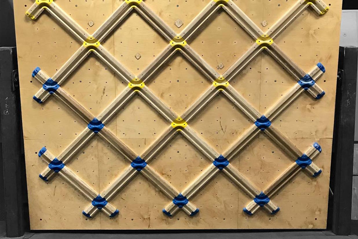 lattice board