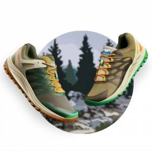 Merrell 'See America' Hiking Shoes
