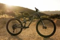 Mullet mountain bike
