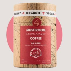 Mushroom Cup Coffee